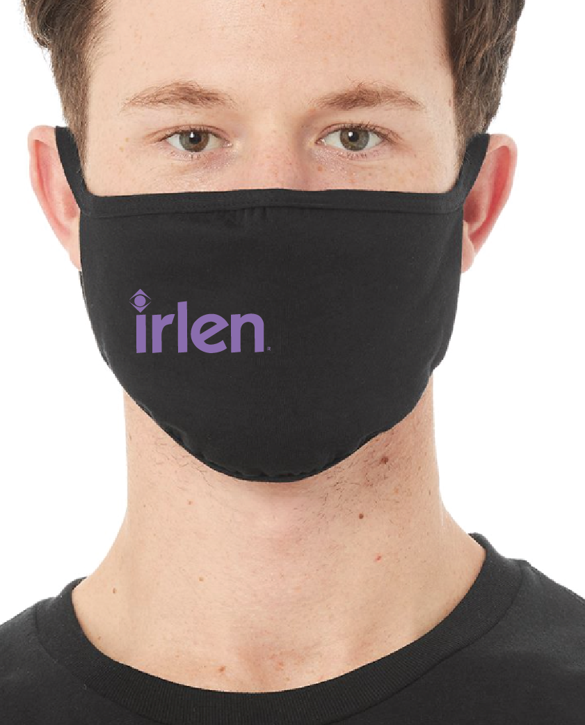 Irlen face mask